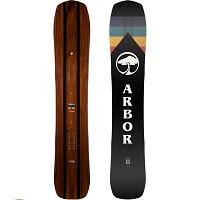 6. Arbor A-Frame Snowboard
