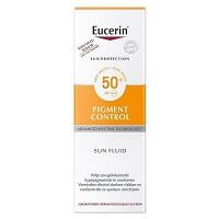 9. Eucerin Sun Pigment Control Fluid SPF50+