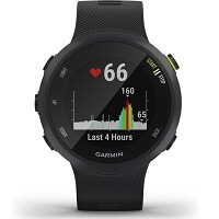 1. Garmin Forerunner 45 - GPS Sporthorloge