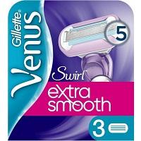4. Gillette Venus Swirl Extra Glad Scheermesjes Vrouwen