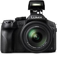 5. Panasonic Lumix DMC-FZ300 - Zwart