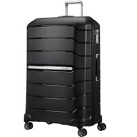 10. Samsonite Flux Spinner Reiskoffer 81 cm - Black