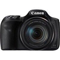 1. Canon PowerShot SX540 HS - Zwart