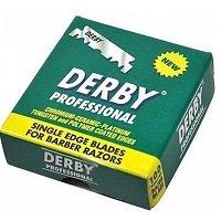4. Derby Professional Single Blades 100 pcs