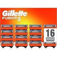 1. Gillette Fusion5 Scheermesjes
