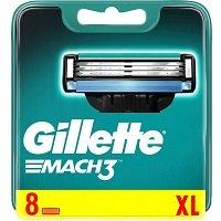 3. Gillette Mach 3 - 8 stuks - Scheermesjes
