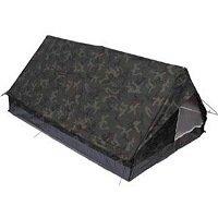 9. MFH Tent Retro Mini Pack Woodland