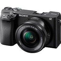 7. Sony A6400 + E PZ 16-50mm f