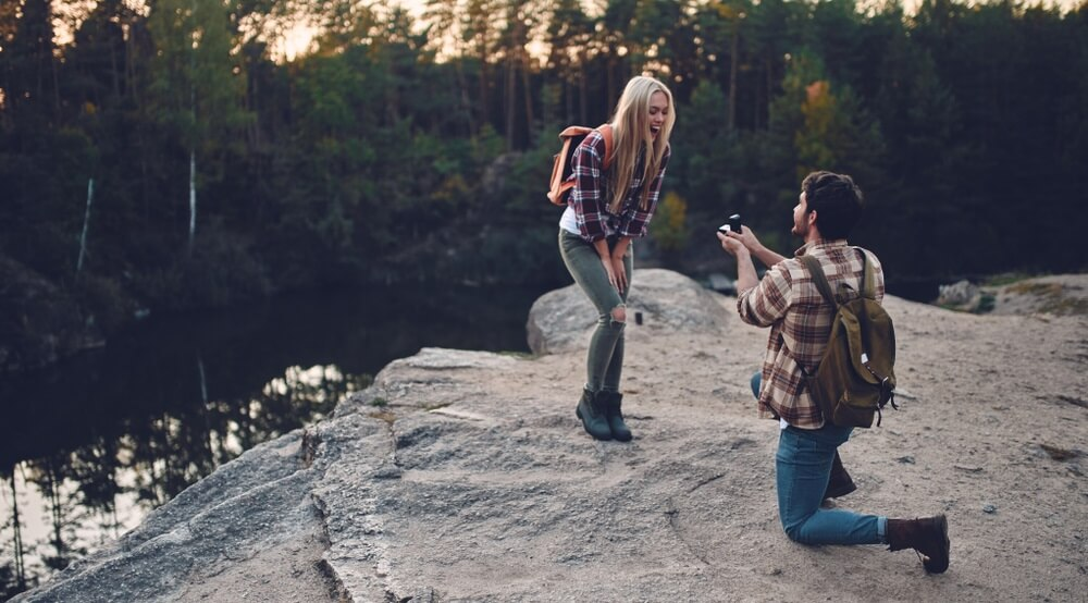 Huwelijksaanzoek Dit zijn de meest romantische plekken voor jullie ultieme moment!