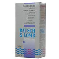 8. Bausch + Lomb Conditioning Solution Comfort Formula