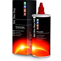 6. Oté One Step Peroxide & Tablet - 360 ml