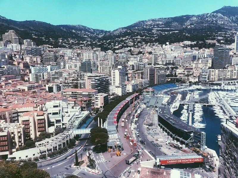 Formule 1 Grand Prix van Monaco