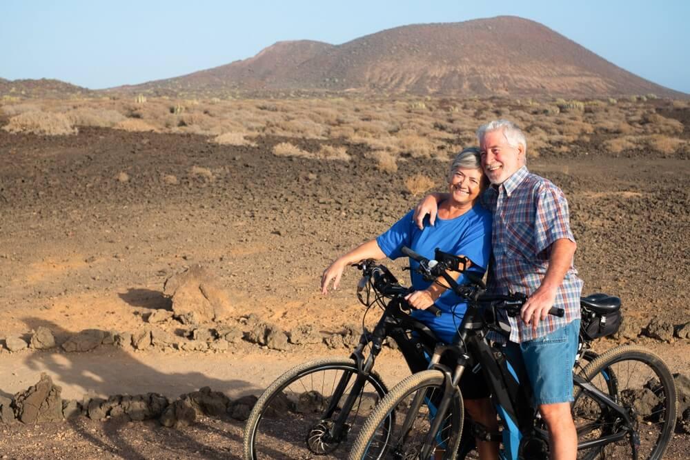 Touren met een E-bike